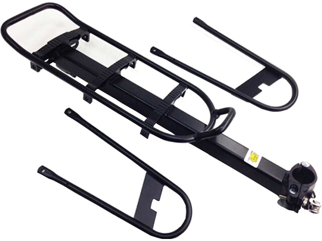Point Luggage Rack For seat post 10kg black